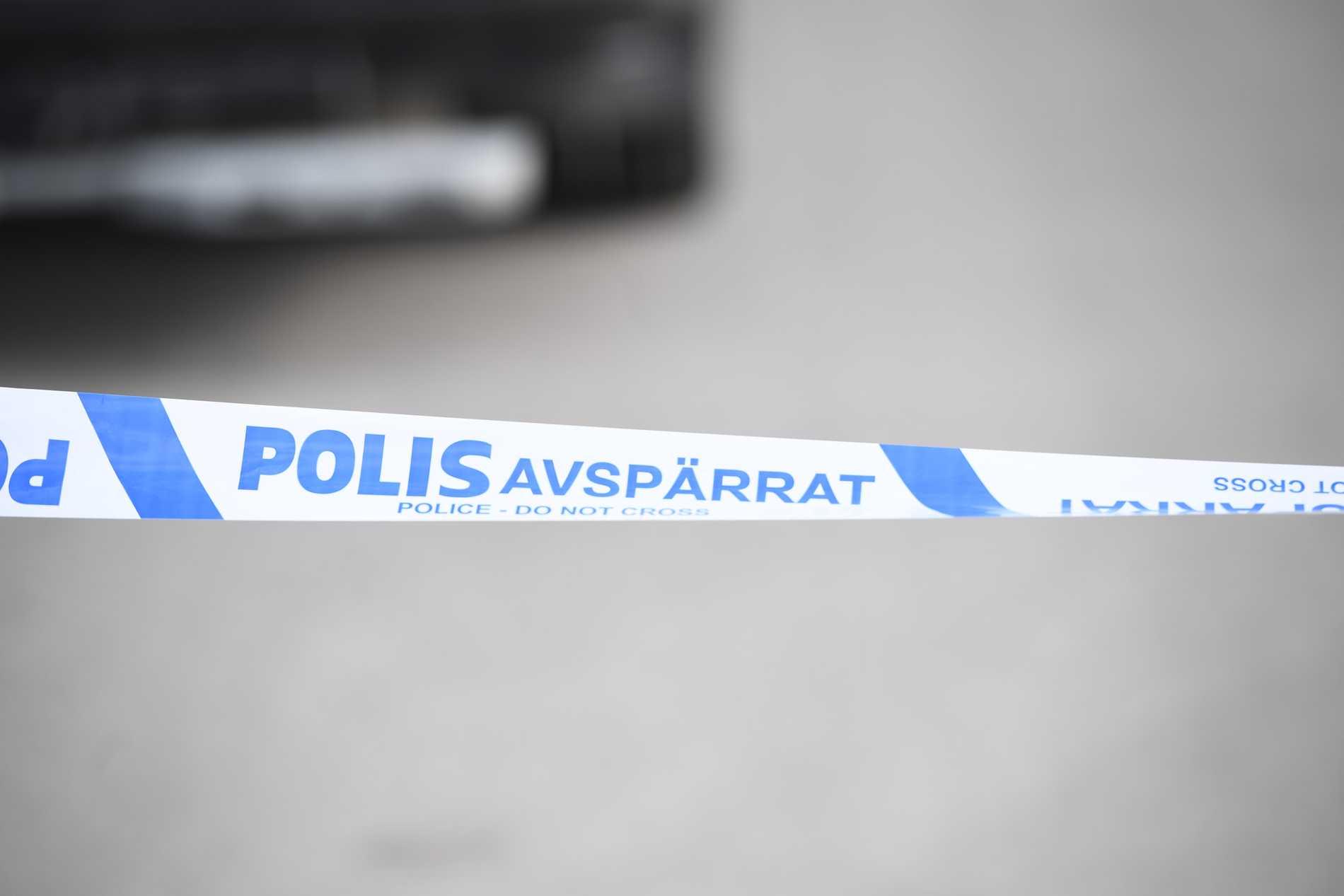Ett så kallat farligt föremål som hittades hos en man i Åby visade sig vara en hemmagjord bomb. Arkivbild.