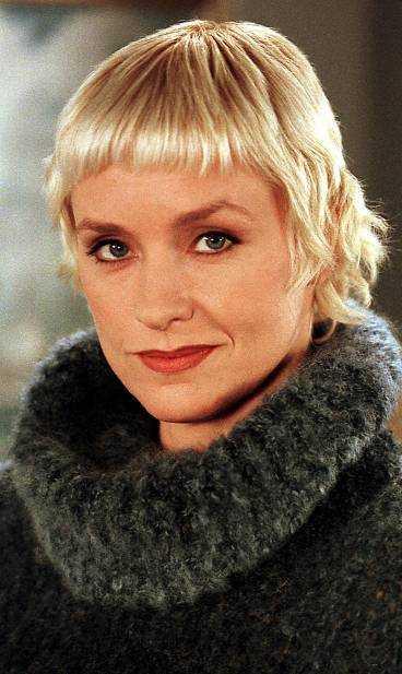 """MÖNSTRAR PÅ Regina Lund är tillbaka ombord på Freja. Men det blir bara två avsnitt. """"Jag vill kunna göra lite andra saker också"""", säger hon."""