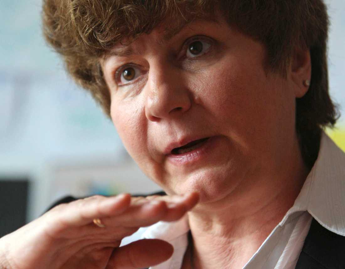 Advokaten Karina Moskalenko förgiftades i måndags.