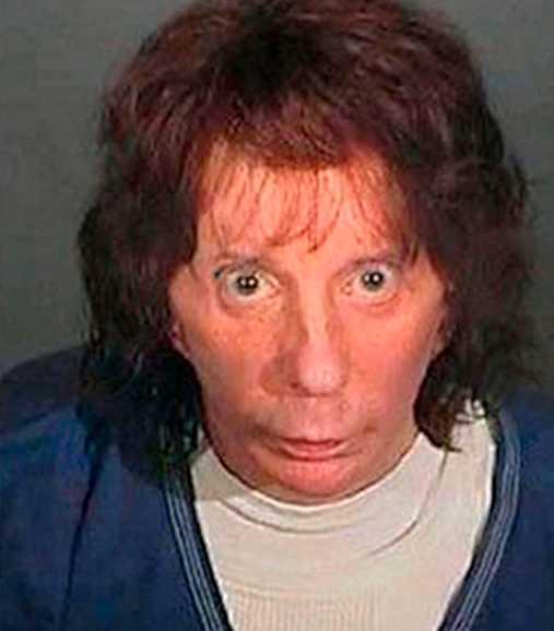 År 2003 greps musikproducenten Phil Spector, 72, misstänkt för mord på aktrisen Lana Clarkson. Först 2009 dömdes han — till 19 års fängelse.