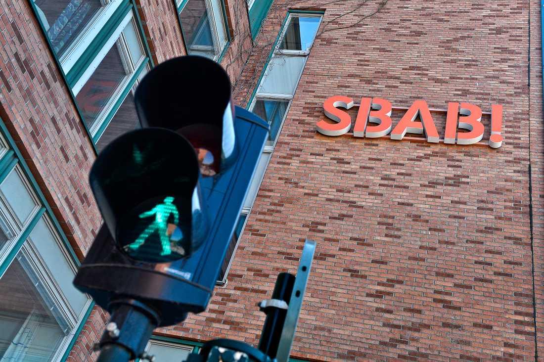 Statliga SBAB sänker sin kalkylränta så att fler ska kunna låna, delvis på grund av covidkrisen. Arkivbild.