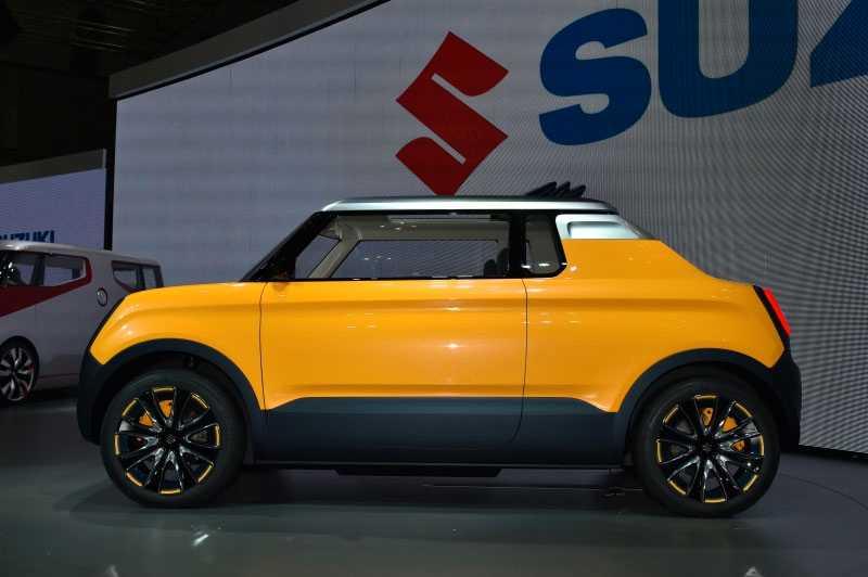 Suzukis Might Deck är en pick up för de som bara behöver lite lastutrymme...