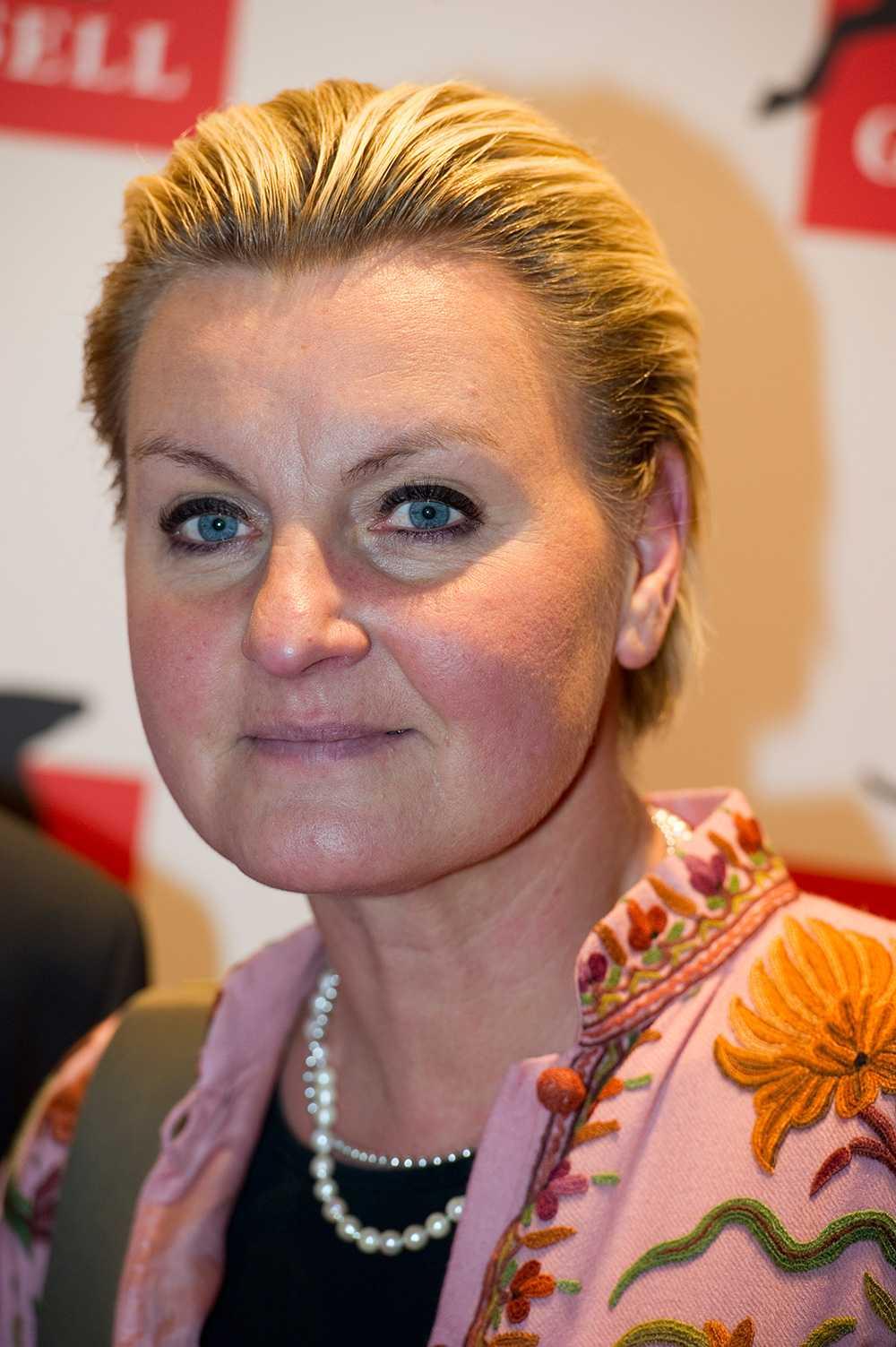 """""""I dag är jag Kristdemokrat"""", twittrar Maria Abrahamsson, M-ledamot."""