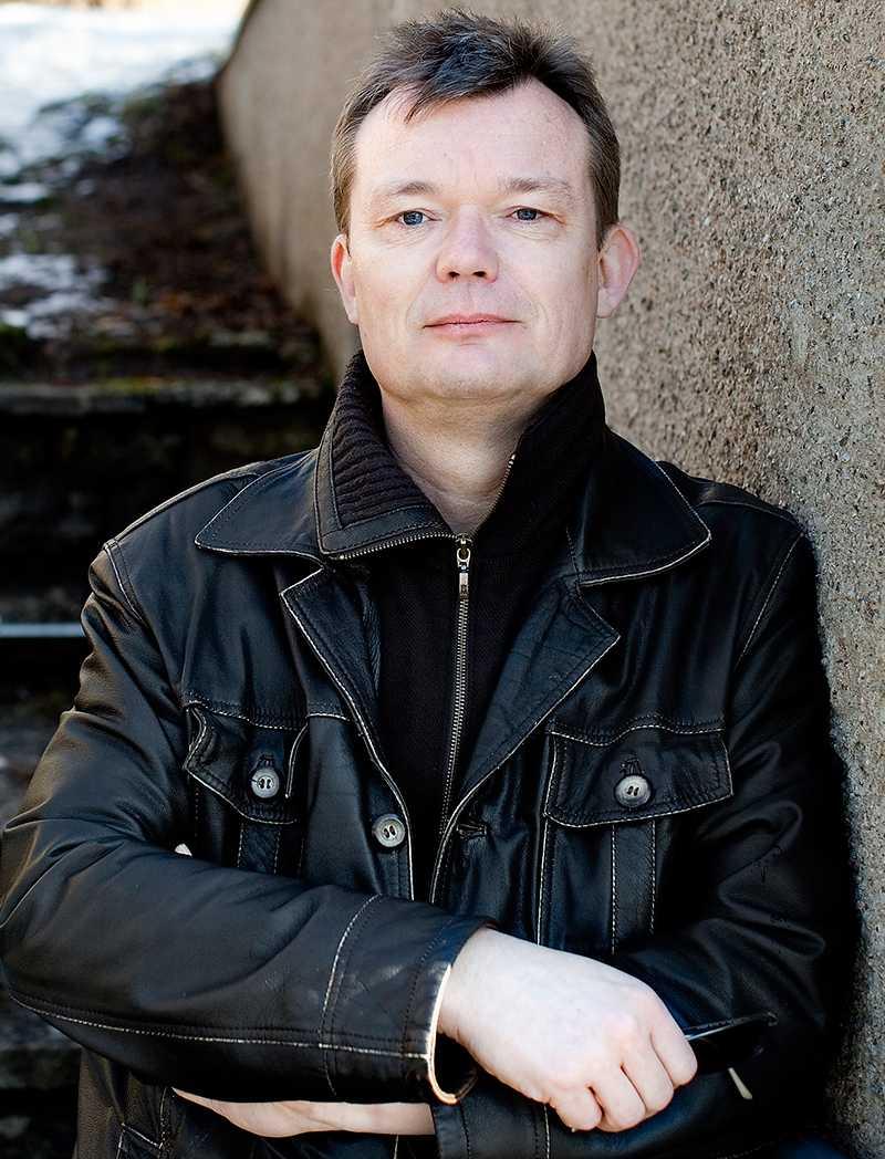 Ulf Lindström (född 1960). Foto: Kristin Lidell