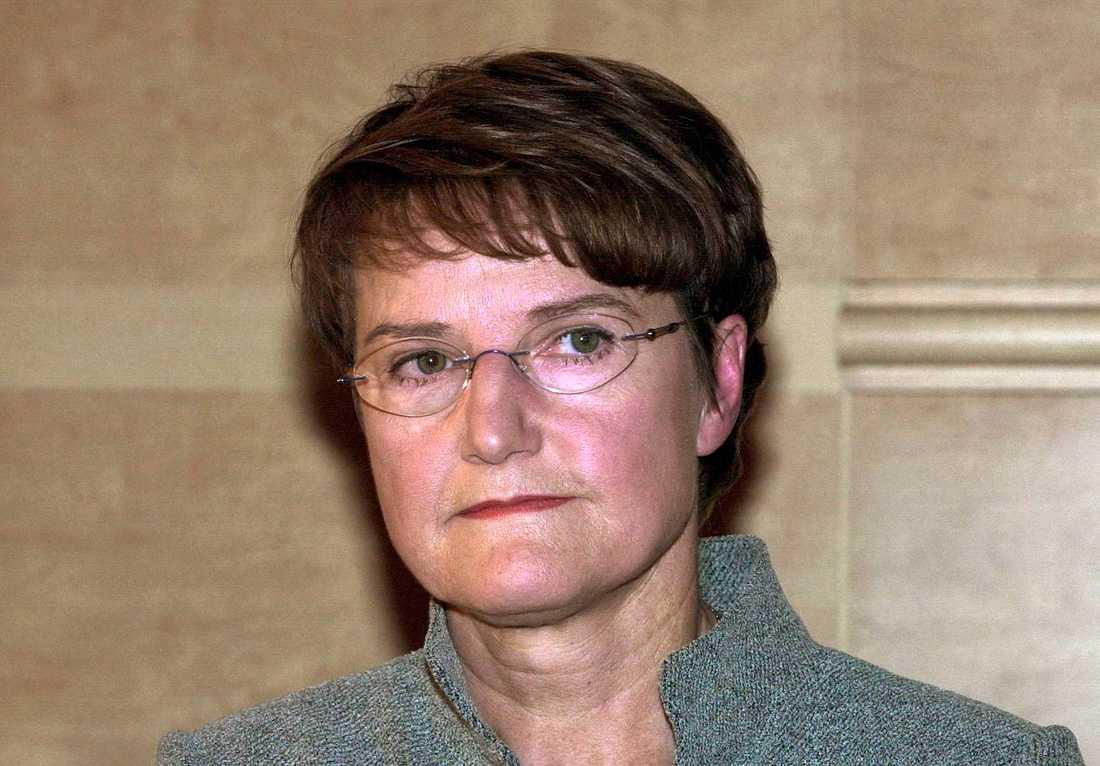 Strategi och framtidsfrågor samt nordiskt samarbete Kristina Persson (S), 69