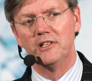 Saabs styrelseordförande Victor Muller.