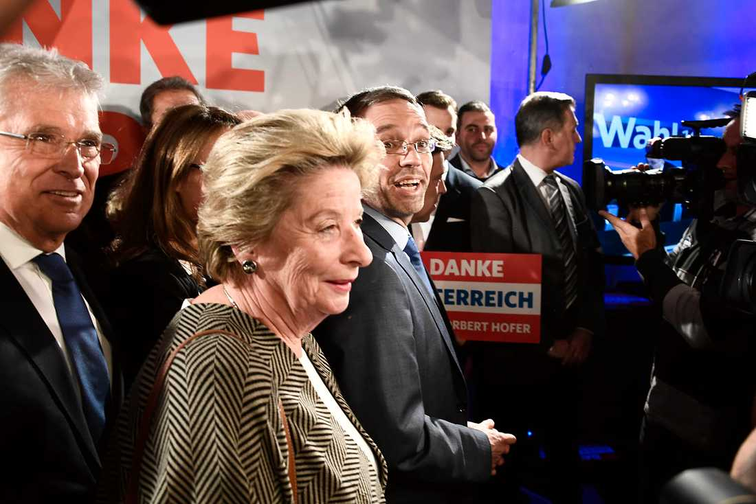 FPÖ-politikern Ursula Stenzel.