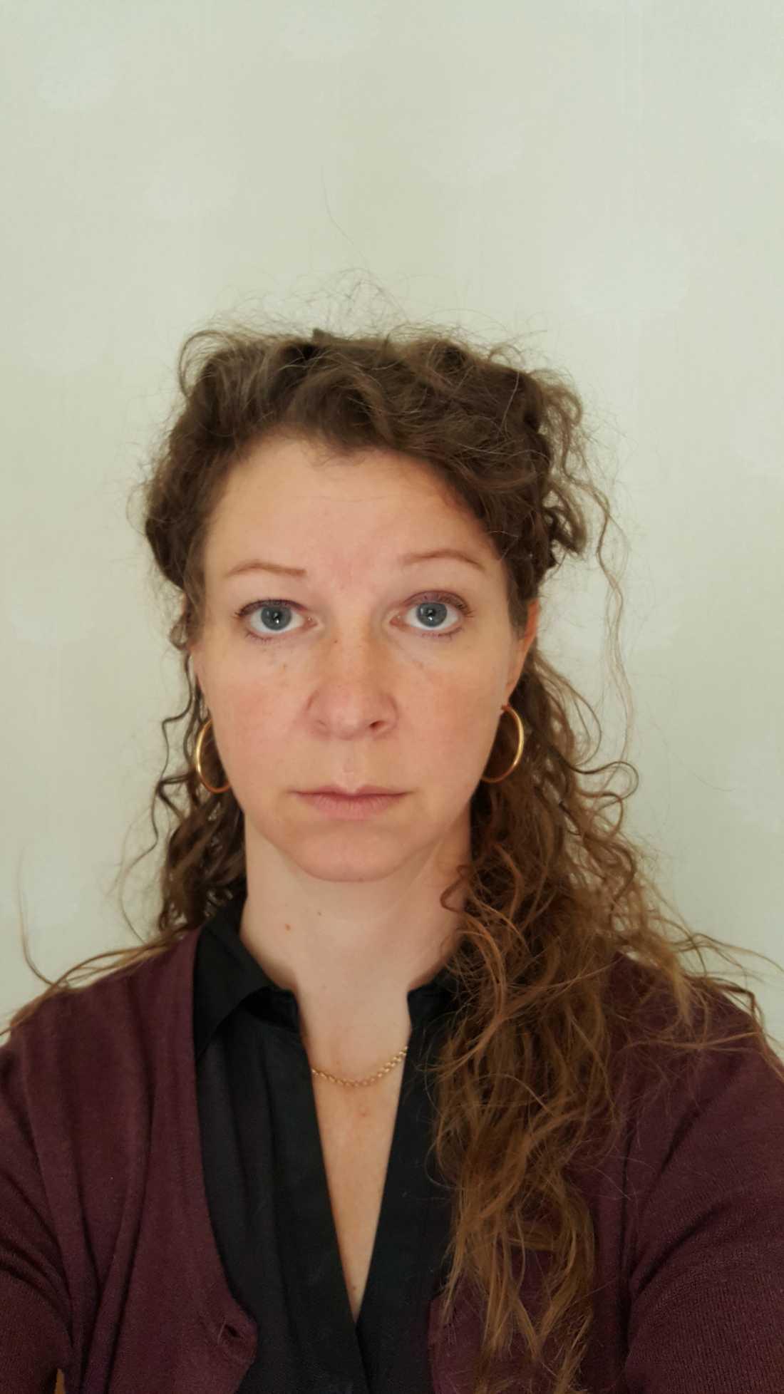 Karin Jönsson Lundholm.