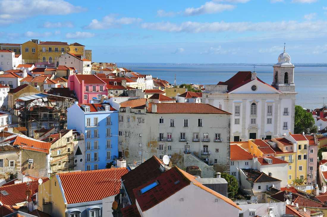 Portugals huvudstad Lissabons mellanklasshotell är bland de billigaste av 72 jämförda länder. Snittpriset är cirka 550 kronor per natt - cirka hälften så dyrt som det globala snittet.