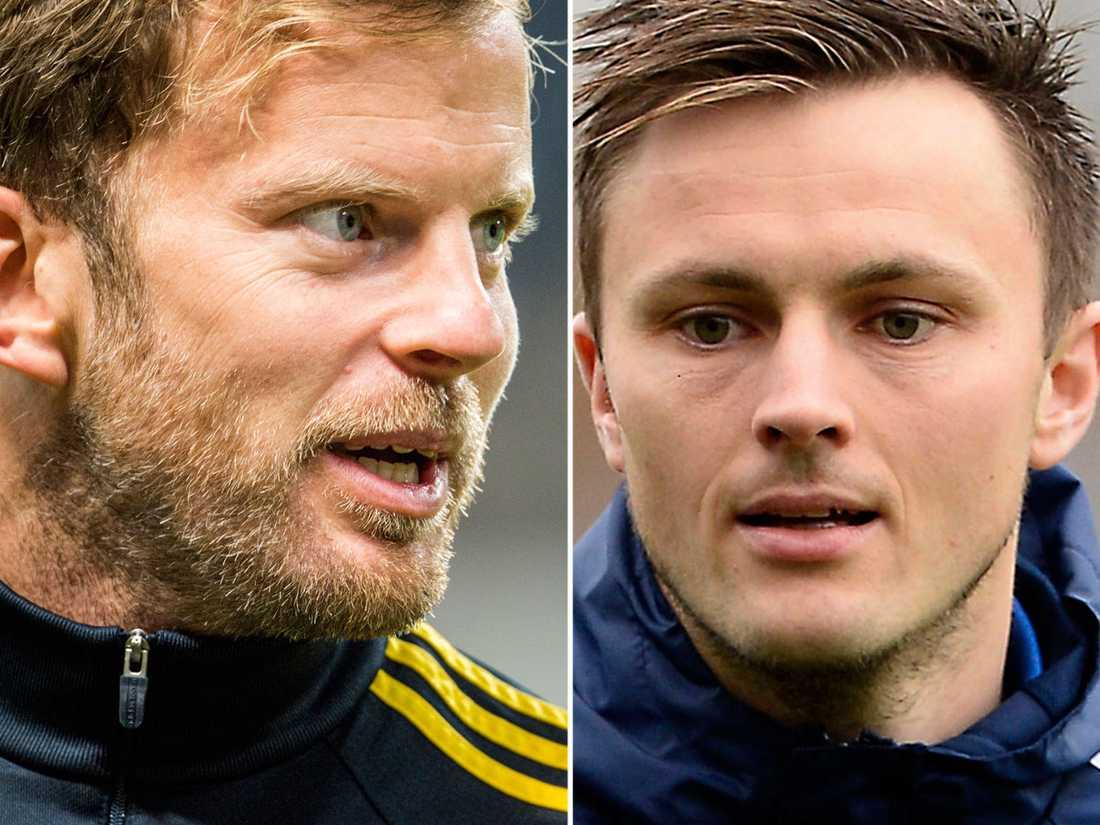 Antonsson och Kvist.