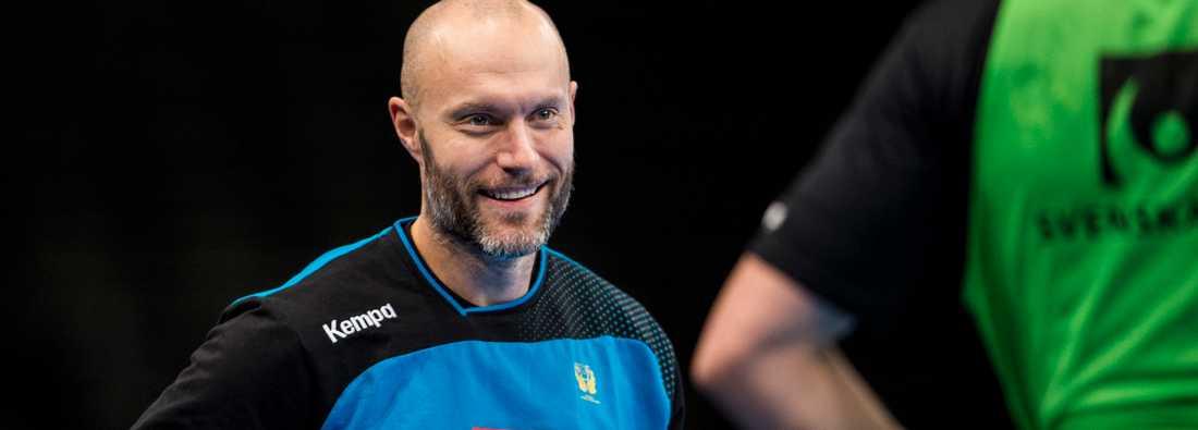 Assistenten Björn Sätherström.