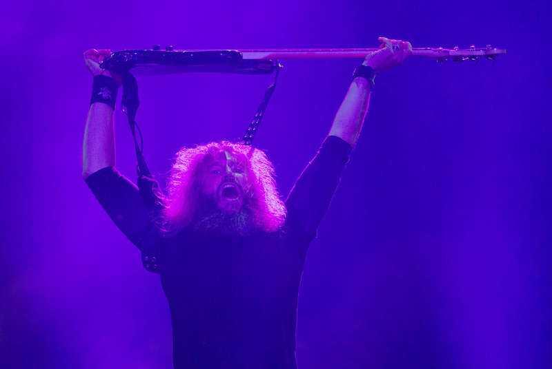 Mastodon släpper en hyllning till managern Nick John på Record Store Day.