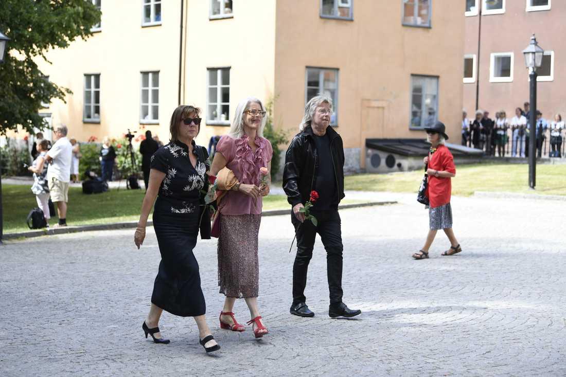 Ewa Fröling och Janne Schaffer.