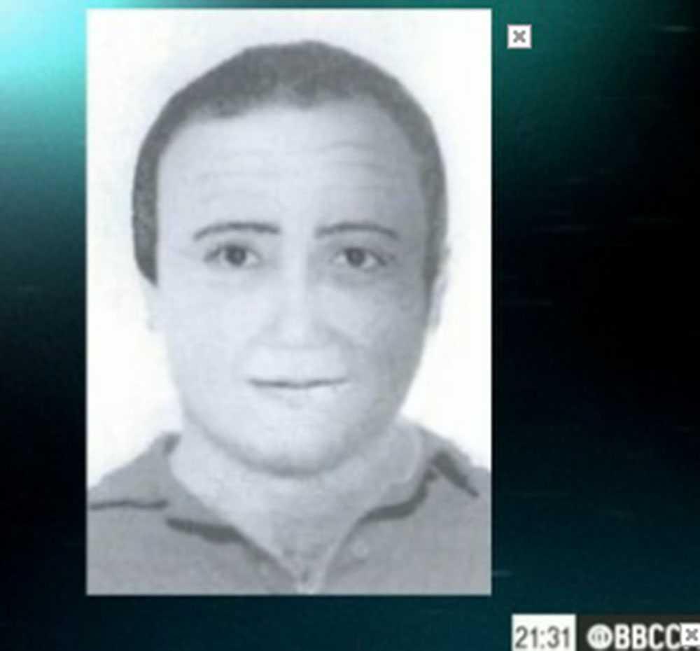 Mannen tros arbeta med välgörenhetsinsamling och sågs sågs i en lägenhet på hotellet den 25 eller 26 april.