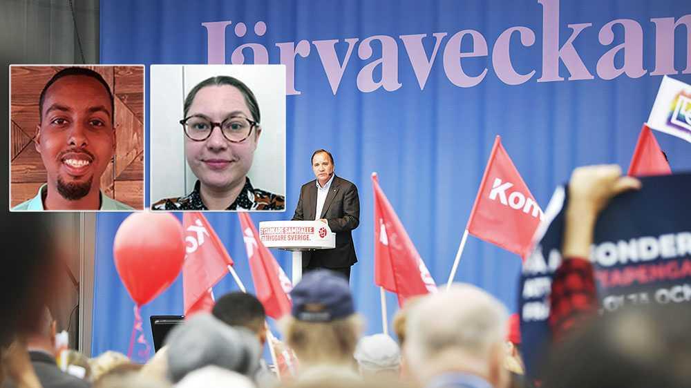 Vi är många som är kritiska till politikerveckan och känner oss exkluderade av arrangörernas bristande inkludering av civilsamhället i Järva. Flera gånger har dessa brister påpekats utan att någon förändring sker, skriver  Ilyas Hassan och Emma Ström, talespersoner för Förorten mot våld.