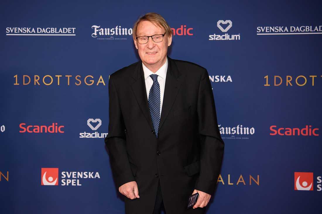 """Anders """"Ankan"""" Parmström satte sju rätt på V75 i lördags."""