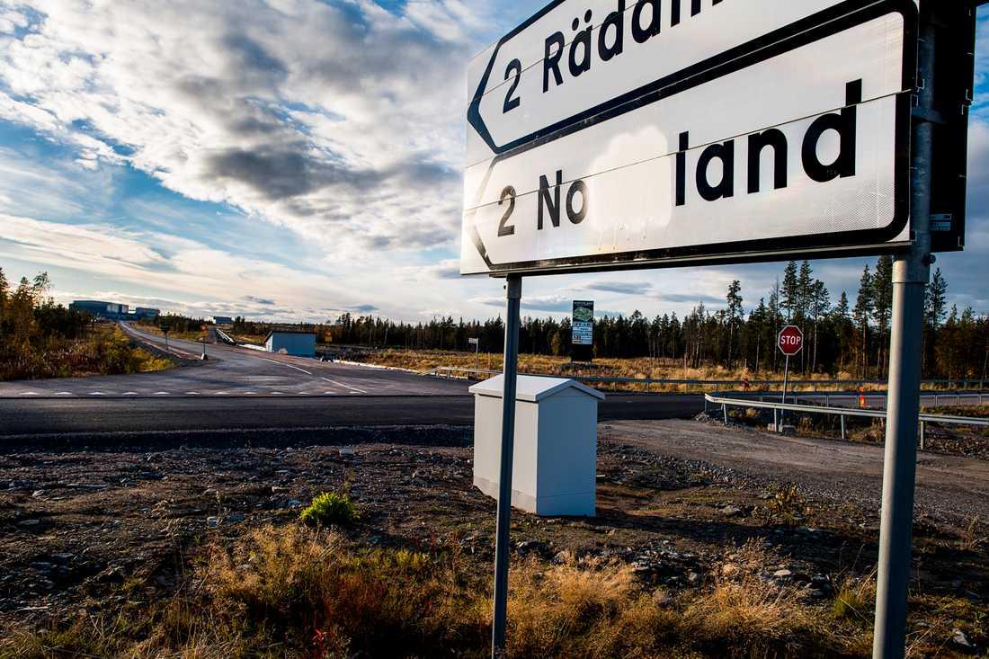 Karta Sverige Pajala.Gruvfiaskot Som Satte Pajala Pa Kartan Aftonbladet