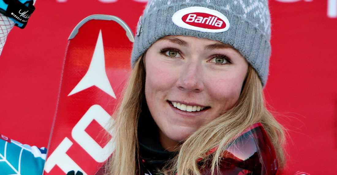 Mikaela Shiffrin.