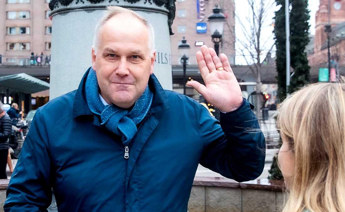 Jonas Sjöstedt besegrade regeringen