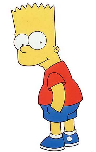 Simpsons finns på dvd.