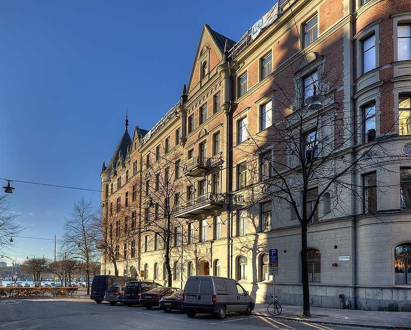 62 000 000 kronor Exklusiv vindsvåning på Östermalm, Stockholm.