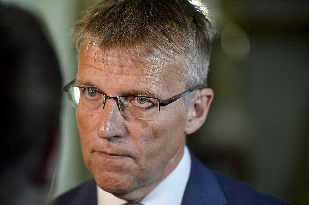 Jan Salestrand slutrar som statssekreterare vid Försvarsdepartementet.