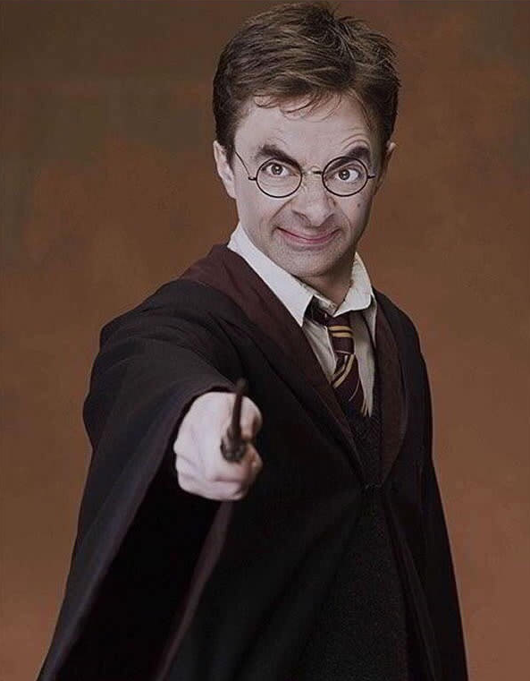Harry Potter-Bean