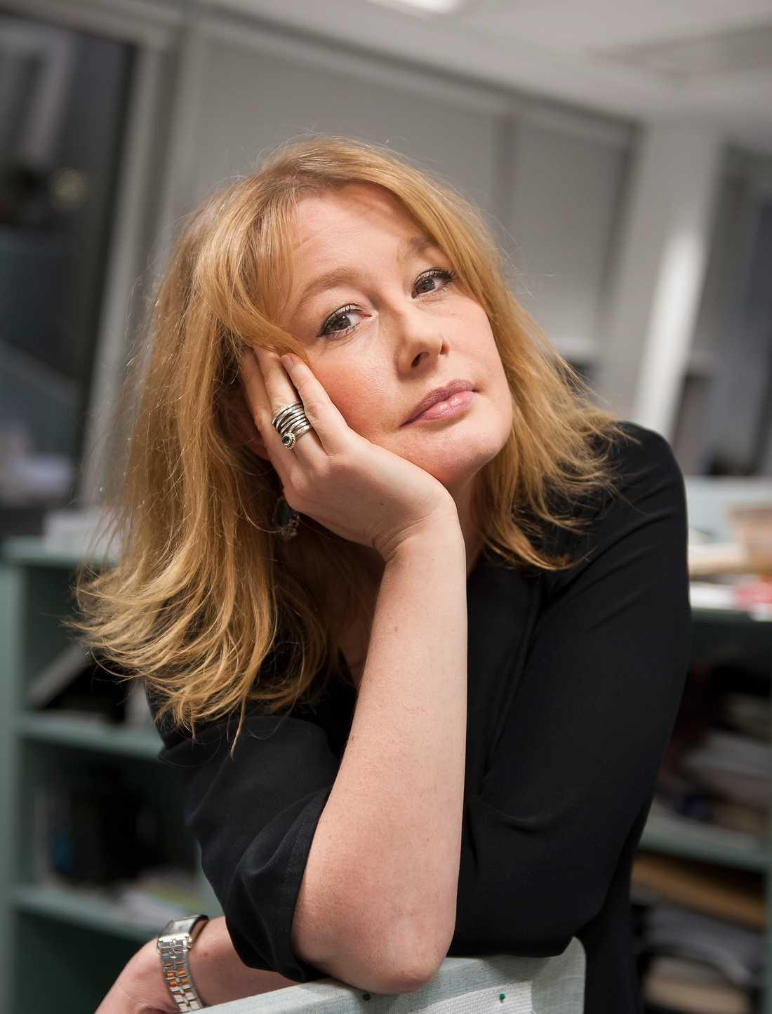 Åsa Linderborg slutar som kulturchef på Aftonbladet efter tio år.