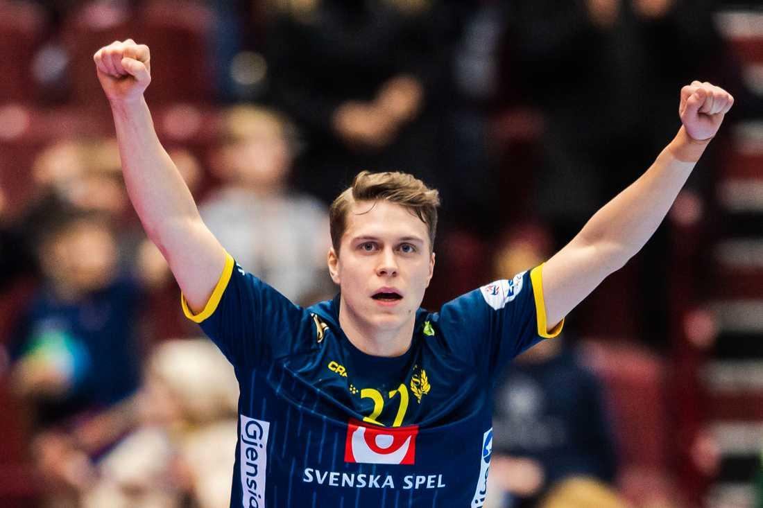 """Lucas Pellas: """"Det är ju inte så svårt att inte hålla på Norge"""""""