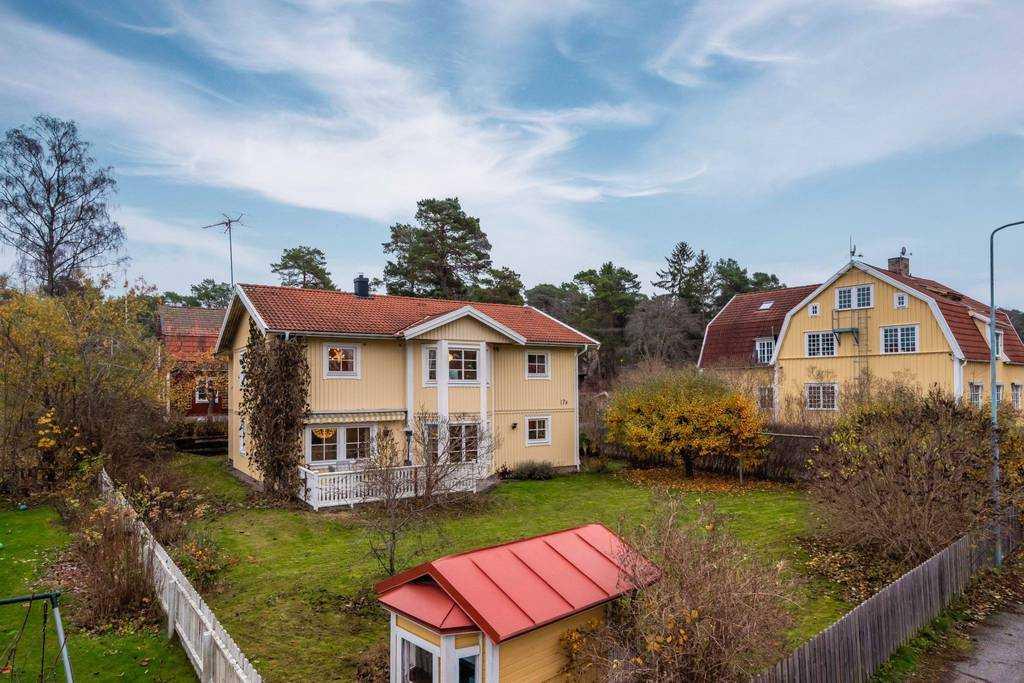 Eriksberg, Uppsala.