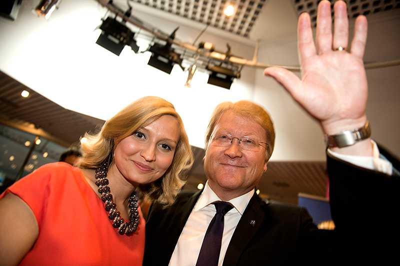 Ebba Busch Thor tvekar till att tacka ja i frågan om att bli nästa Kd-ledare. Lars Adaktusson har tackat nej