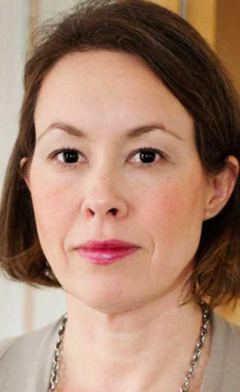 Charlotte  Näsström Morén, Attendo.