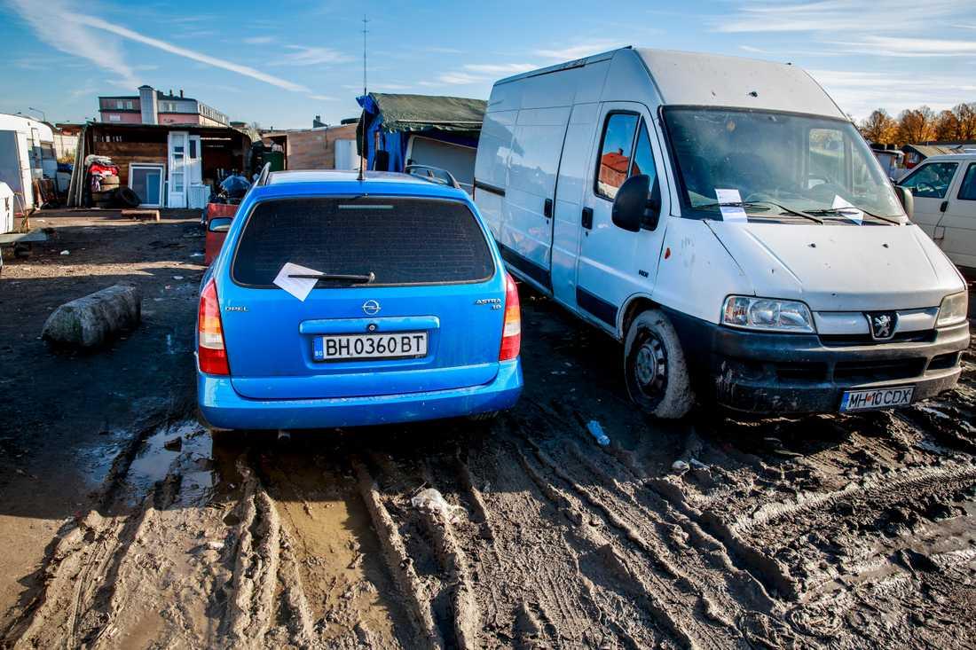 Migrantläger i Malmö ska stänga.