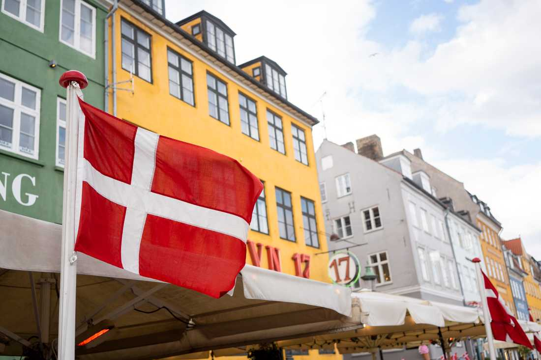 Danmark gör sig redo att öppna gränserna för vaccinerade resenärer. Arkivbild.