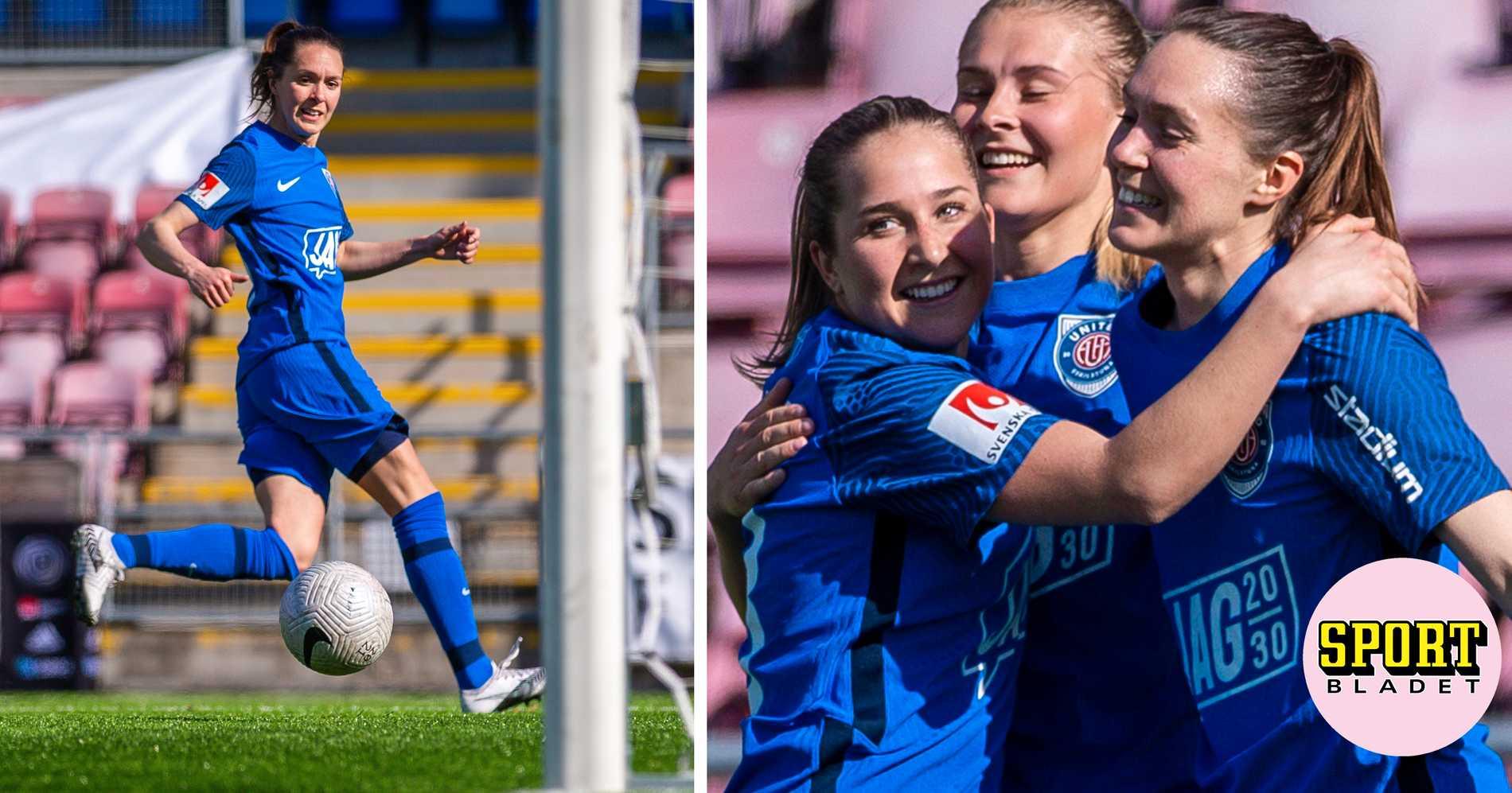 Fjärde raka för Eskilstuna – Rogic sänkte AIK