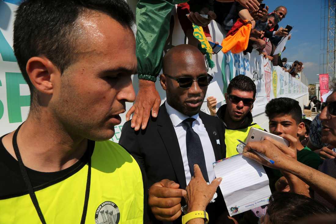 Didier Drogba. Arkivbild.