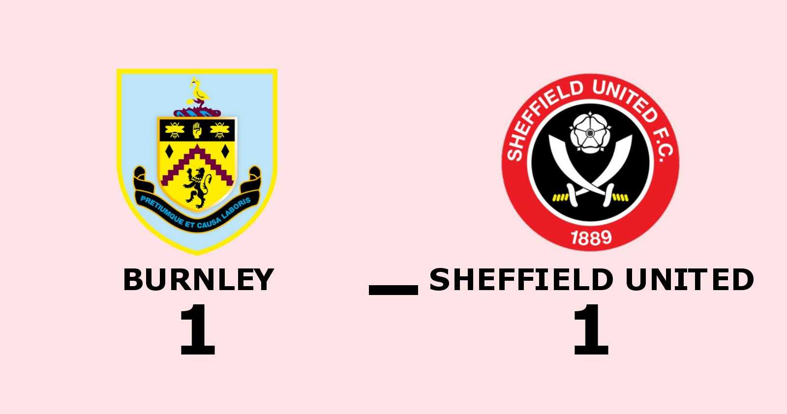 John Egan poängräddare för Sheffield United