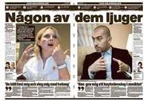 Aftonbladet 30 januari 2006