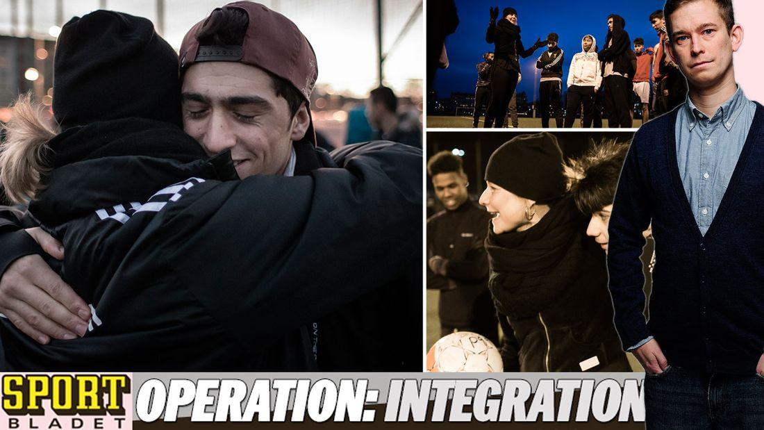 Erik Nivas Operation  Integration – Del 2 Sandarnas Lag C – De  ensamkommandes lag 3bae627e5c7cb