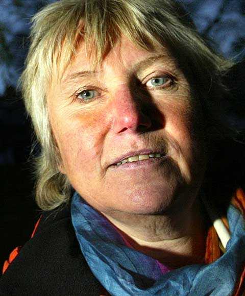 Marianne Samuelsson.