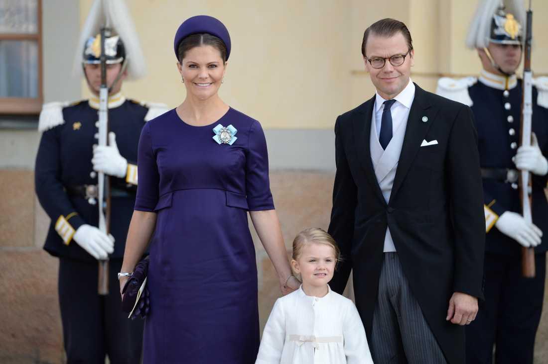 Kronprinsessan får högt hatt-betyg.