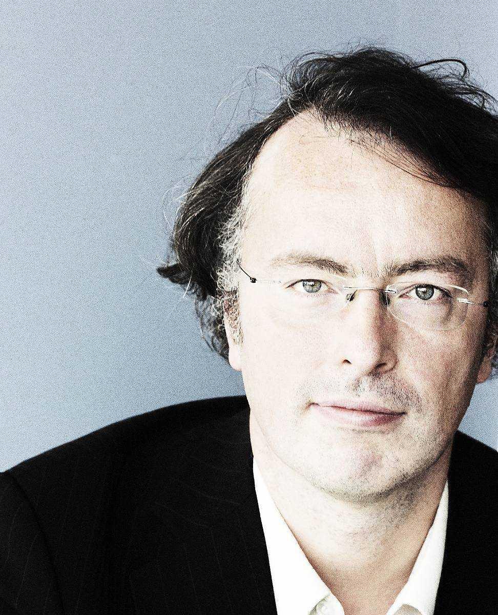 Fredrik Ullén, professor i kognitiv neurovetenskap vid Karolinska institutet