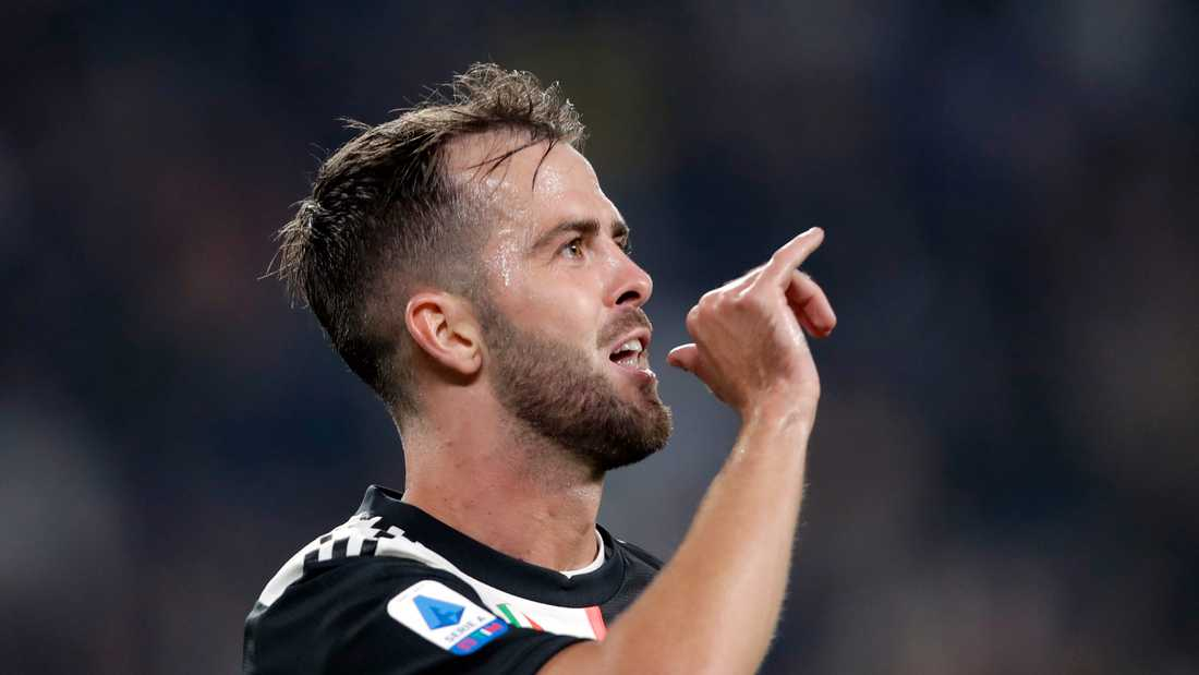 Miralem Pjanic byter Juventus mot Barcelona