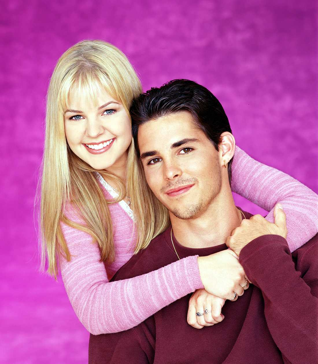 Kirsten Storms och Jason Cook.