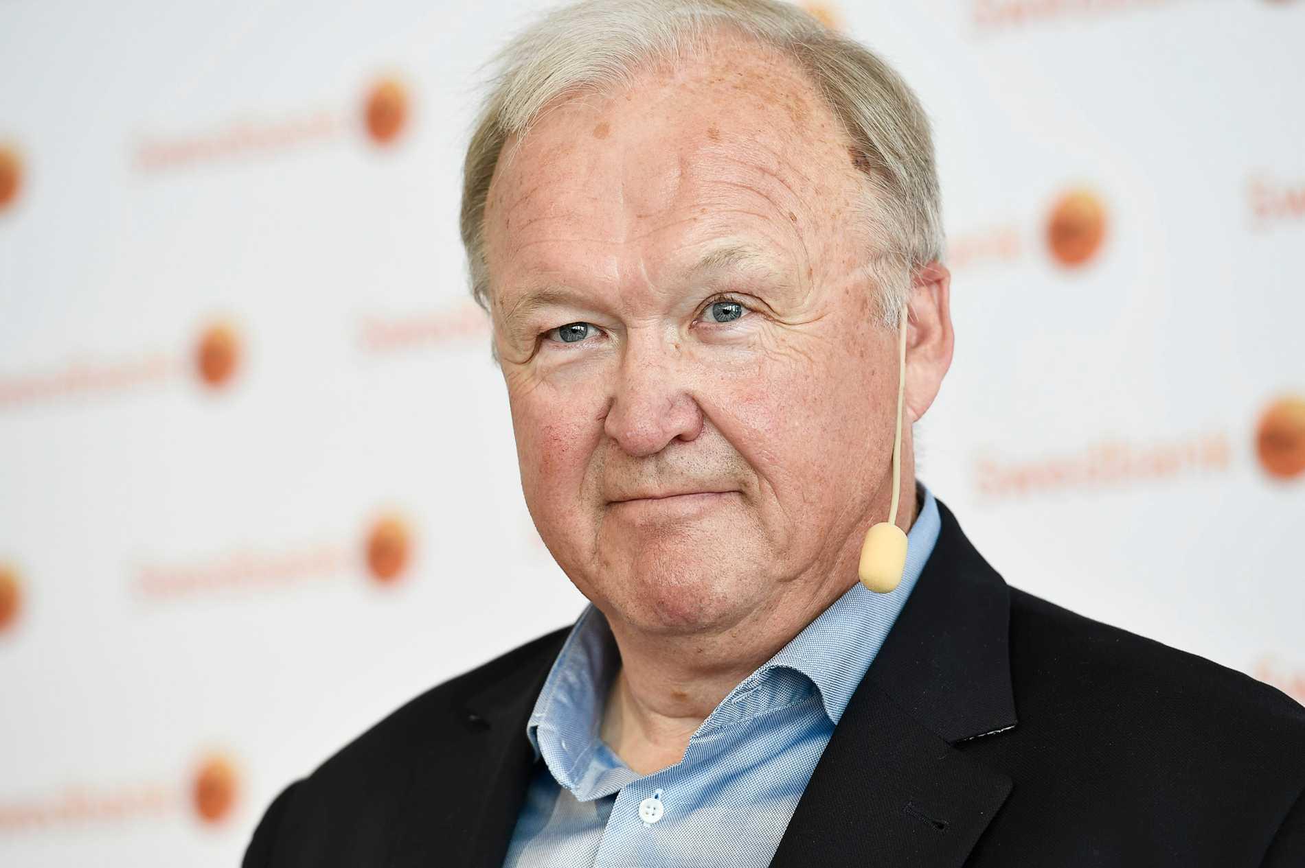 Förre statsministern Göran Persson (S).