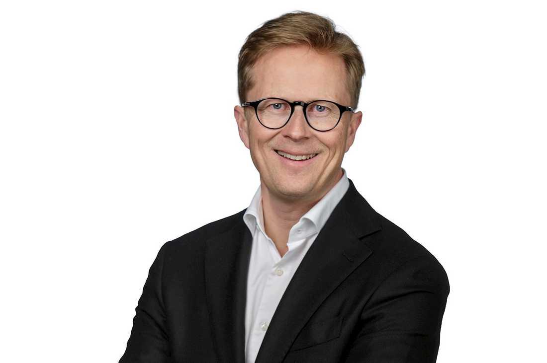 Anders Röed, vd för Ringnes.
