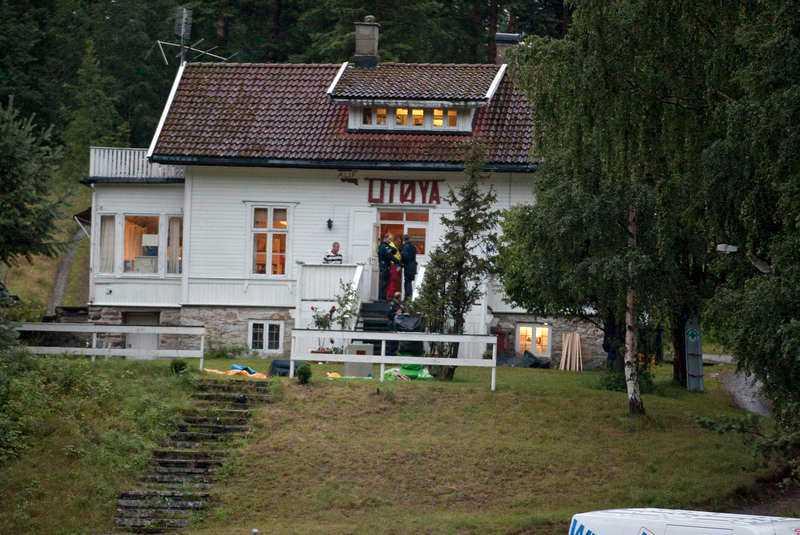 Ander Behring Breivik dödade 69 personer på Utøya den 22 juli i fjol. Foto Niclas Hammarström