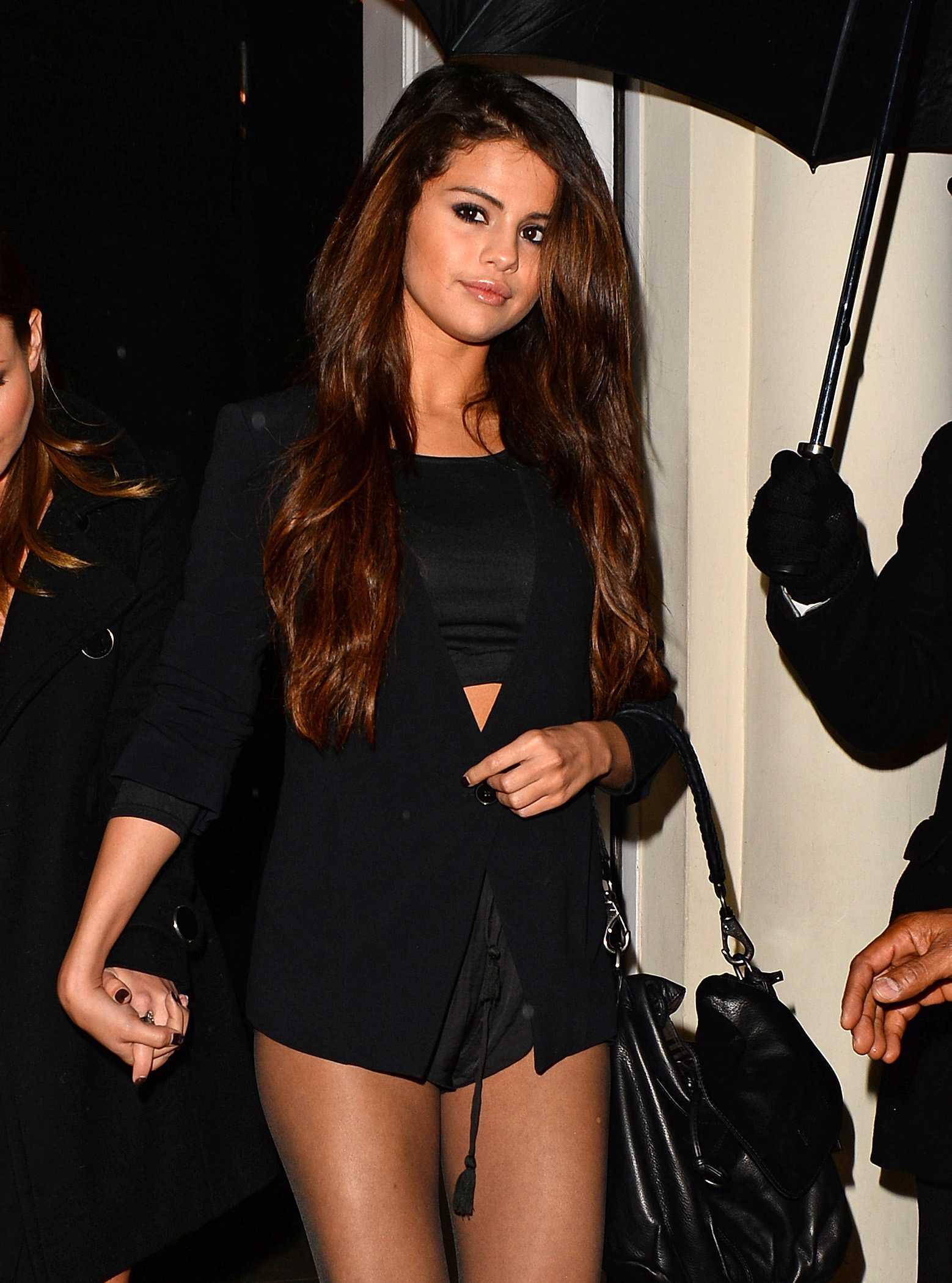 Selena Gomez i London.