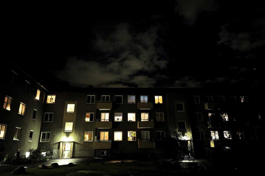 Lägenheten som Juholt har låtit skattebetalarna betala för ligger i Västertorp.