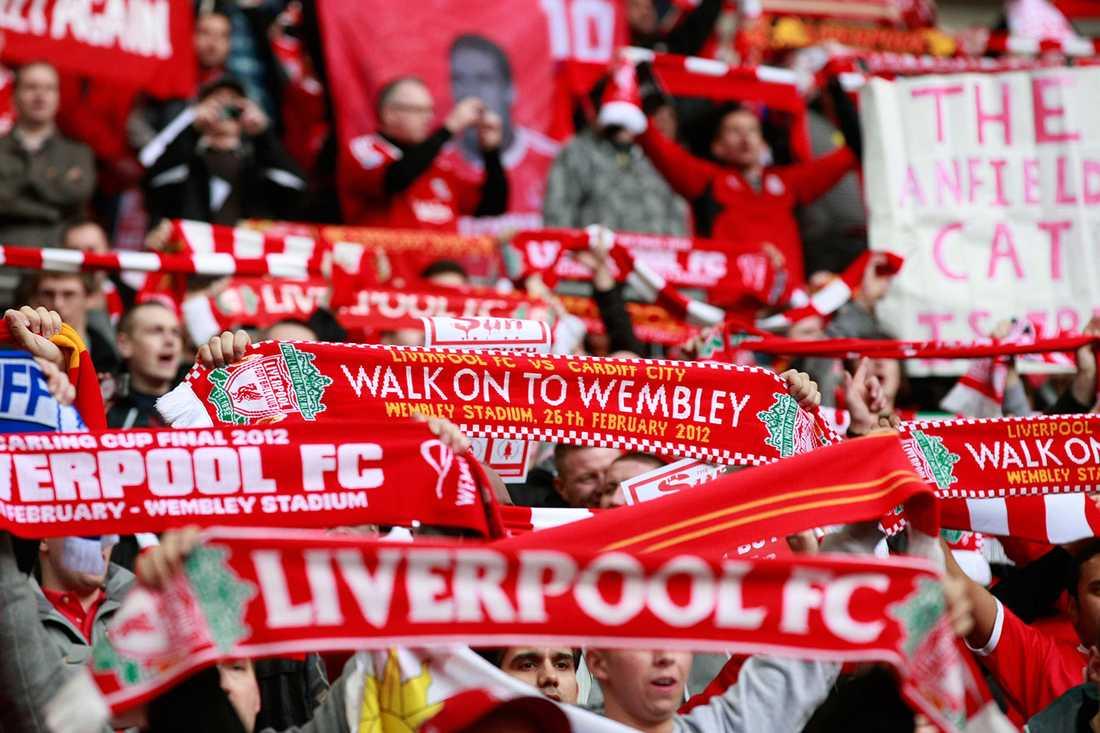 Engelska Premier League är överlägset populärast bland fotbollsresenärer.